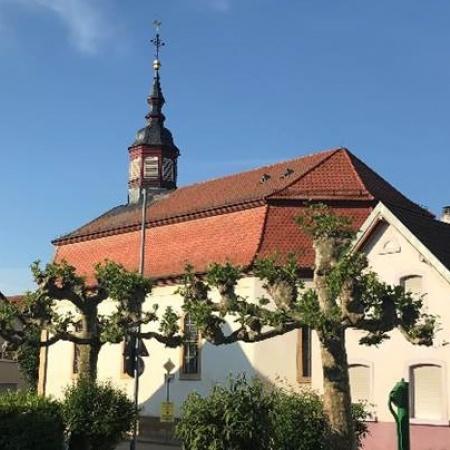 Ev. Kirche in Assenheim